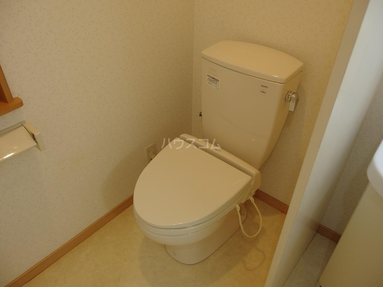 サントリナ 103号室のトイレ