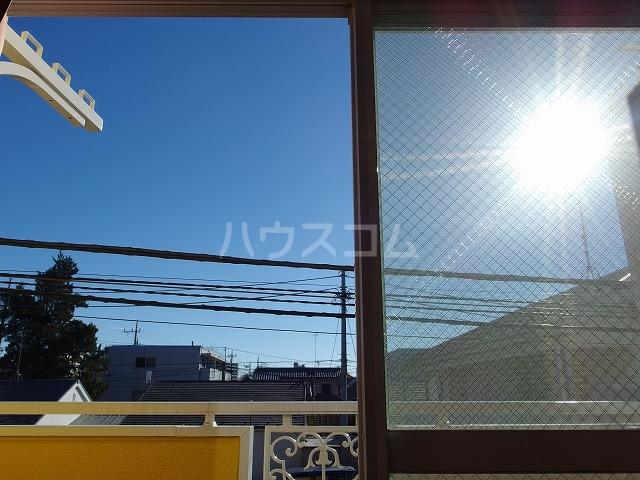 アルスA棟 203号室の景色