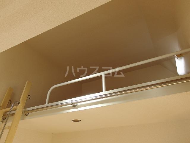 アルスA棟 203号室の風呂