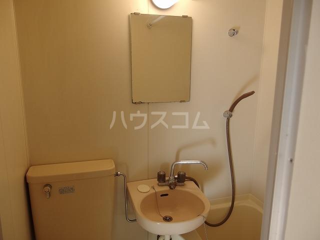 アルスA棟 203号室の洗面所