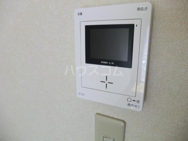 マルシィ熊谷 103号室のセキュリティ