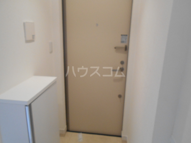 ヴューテラス戸塚 203号室 203号室の玄関