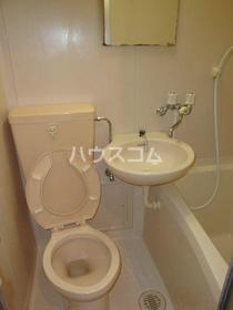 ガーデンハイツ橋本 105号室の風呂