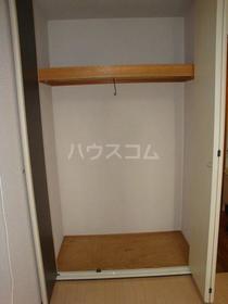 ガーデンハイツ橋本 105号室の収納