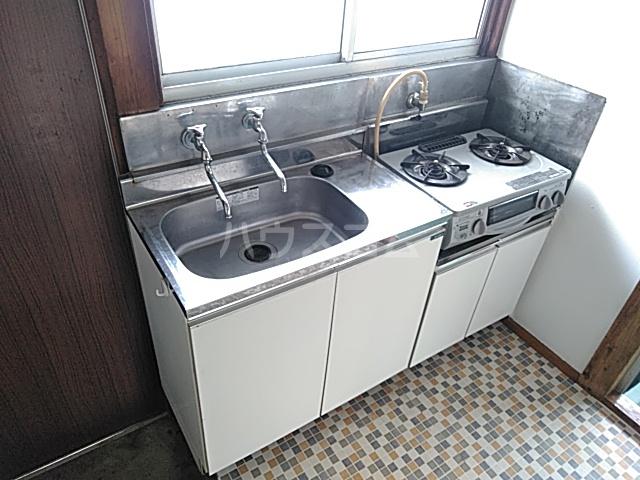 第三平和コーポ 103号室のキッチン