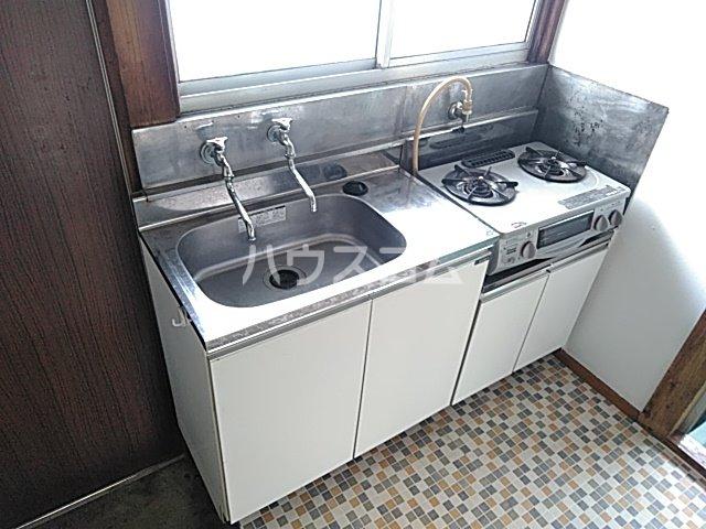 第三平和コーポ 103号室の洗面所
