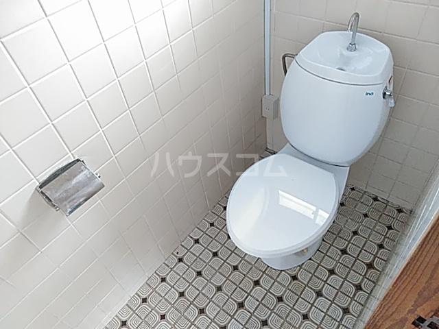 第三平和コーポ 103号室のトイレ