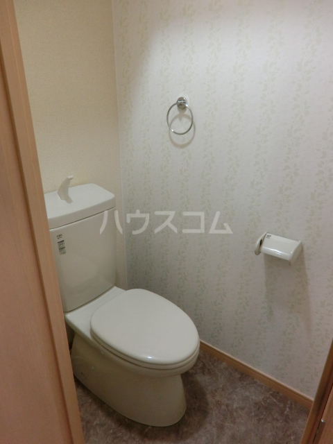 プログレスアサダ 202号室のトイレ