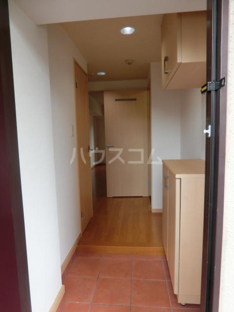 プログレスアサダ 202号室の玄関