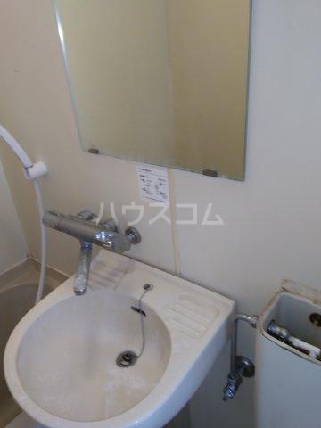 メゾン・ド・タンブール 0208号室の洗面所