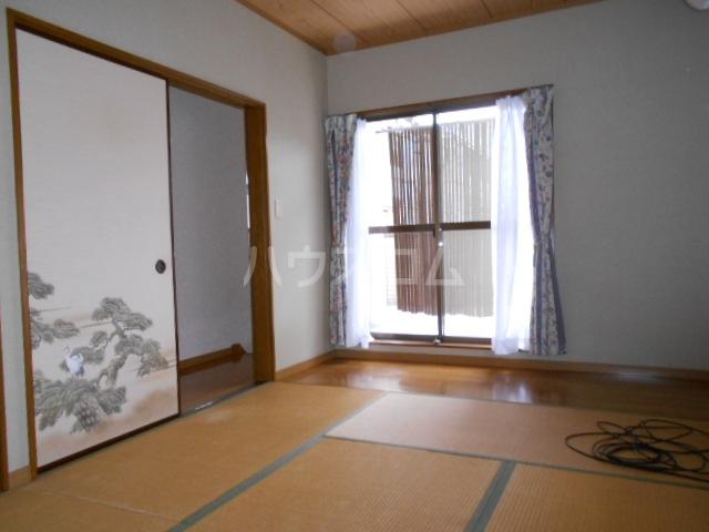 鈴木貸家の居室