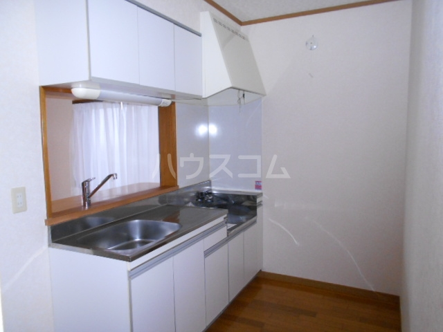 鈴木貸家のキッチン