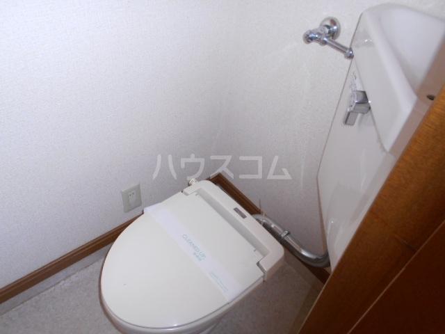 鈴木貸家のトイレ