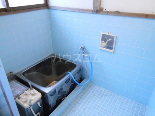 老川貸家の風呂
