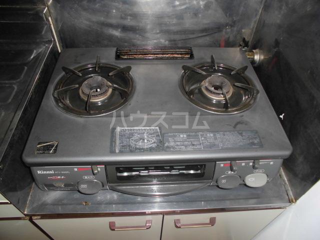 ハイツアイリス 202号室のキッチン