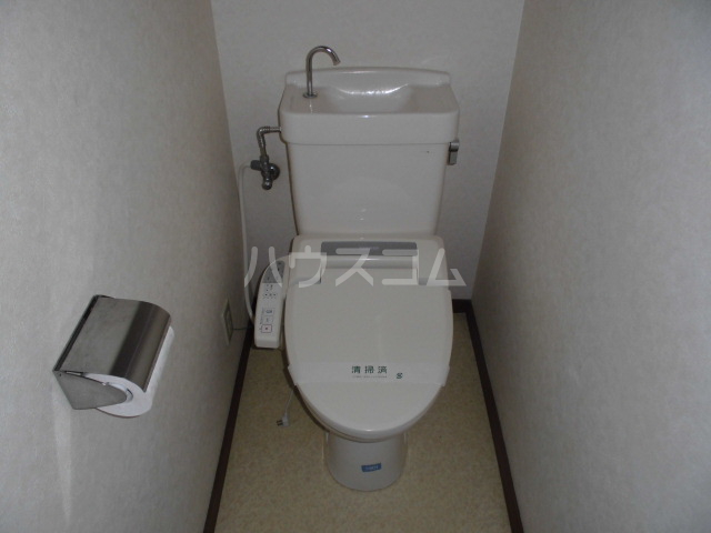ハイツアイリス 202号室のトイレ