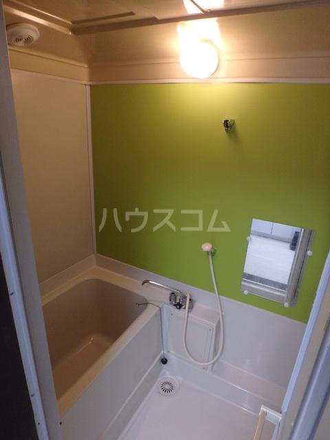 ハイツアイリス 201号室の風呂