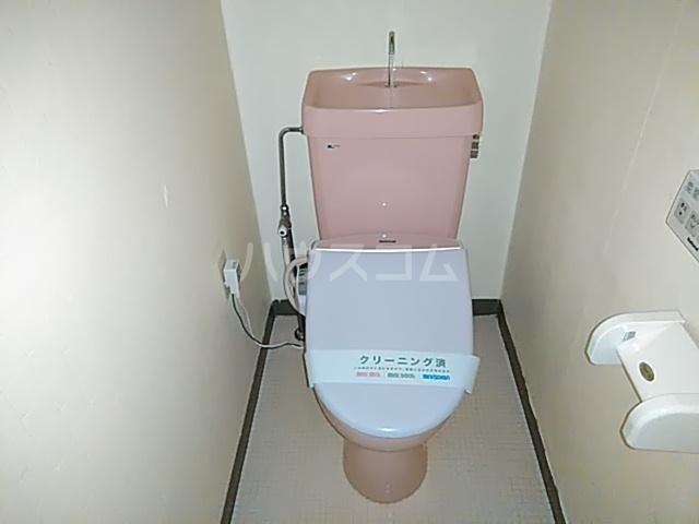朋友レジデンス 303号室のトイレ