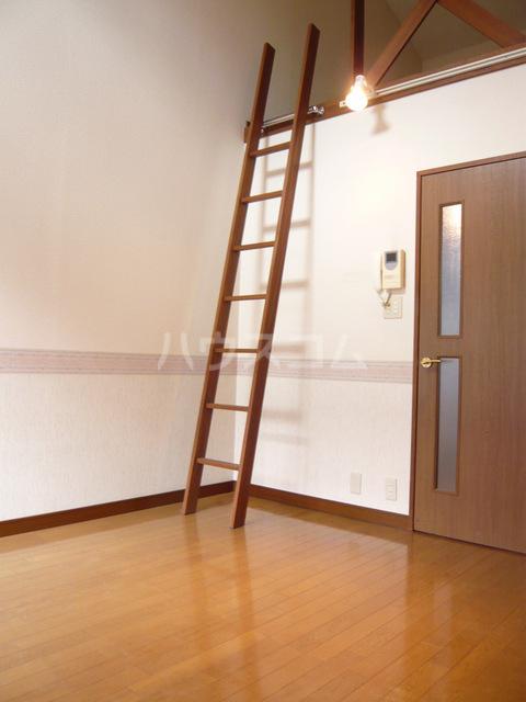 ルースレジデンツァ 203号室のリビング