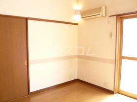 ルースレジデンツァ 203号室の居室