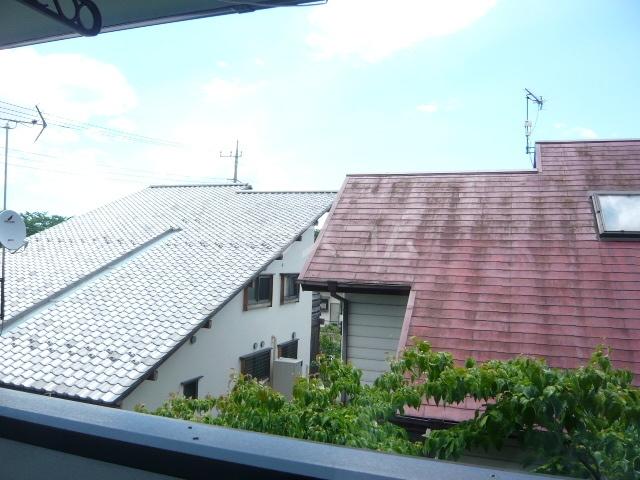 カーサ・ハナミズキ 202号室の景色