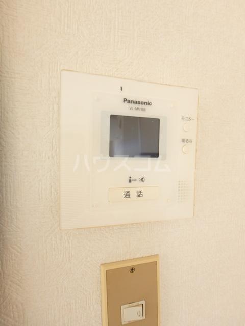 ジュネス北駅 201号室のセキュリティ