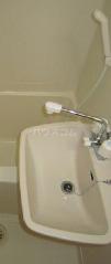 レオパレスPeace 203号室の洗面所