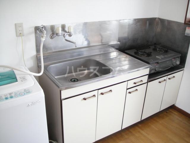 ハイツアイリス 102号室のキッチン
