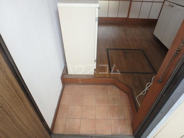 ハイツアイリス 102号室の玄関