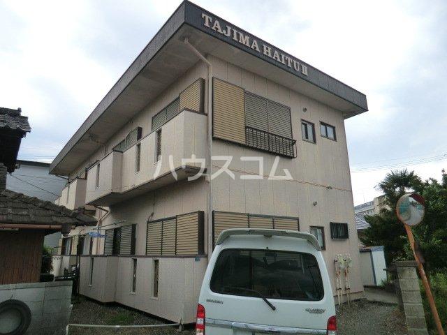 田島ハイツⅡ 2-1号室のバルコニー