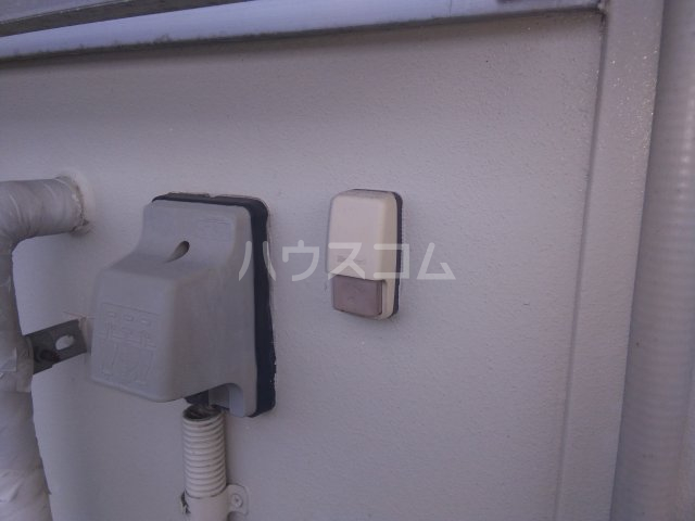 コーポ青山 2-2号室のセキュリティ
