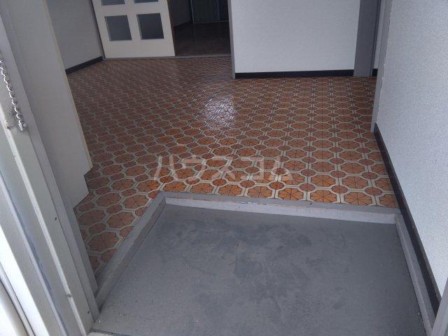 コーポ青山 2-2号室の玄関