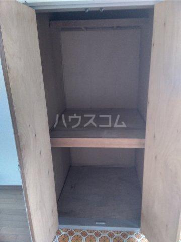 コーポ青山 2-2号室の収納