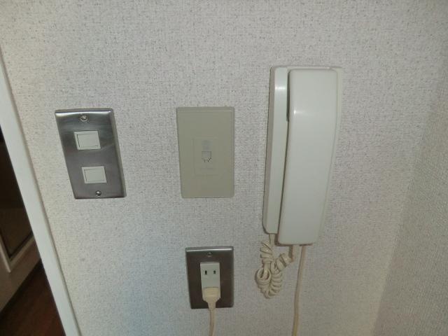 メゾン静 403号室のセキュリティ