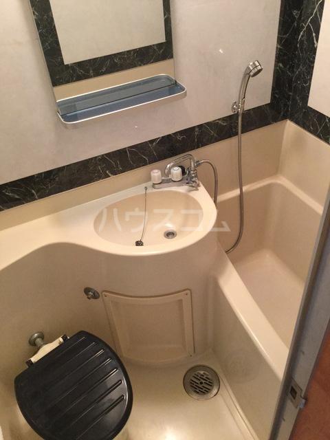 上信コーポ 502号室の風呂