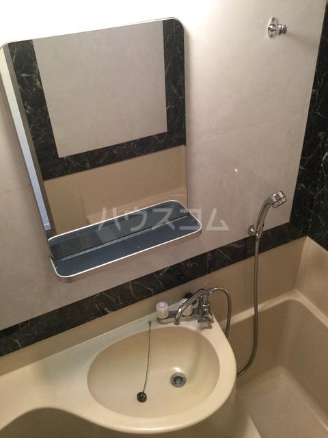 上信コーポ 502号室のトイレ