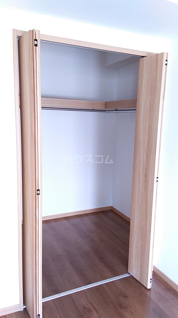 APLⅡ 303号室の収納
