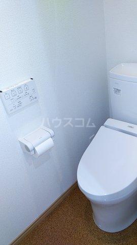 APLⅡ 303号室のトイレ