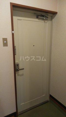 アルカディア高崎 201号室の玄関