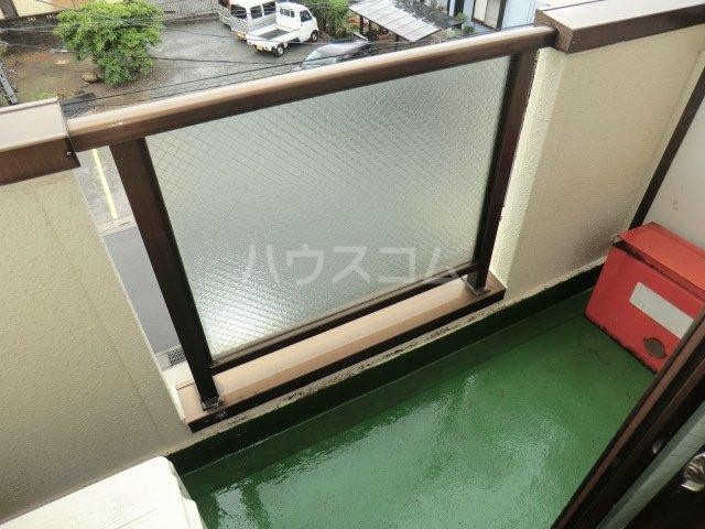 三沢ハイツ 305号室のバルコニー