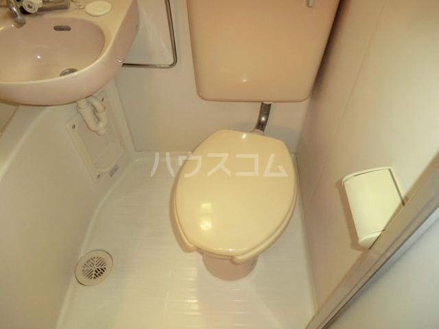 三沢ハイツ 305号室のトイレ
