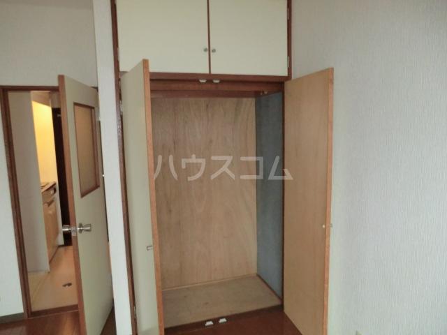 三沢ハイツ 305号室の収納
