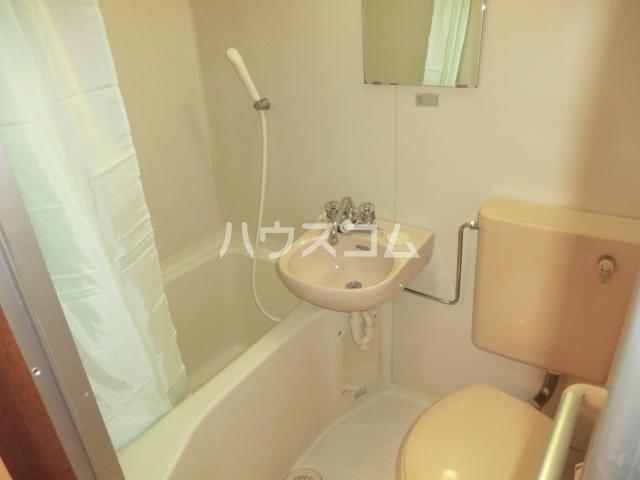 三沢ハイツ 305号室の洗面所