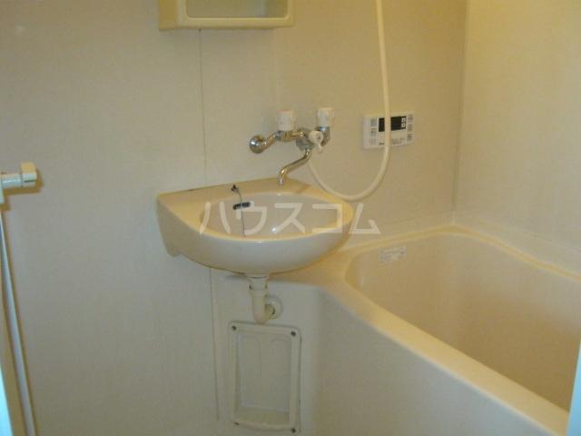 ARAIコーポ 101号室の洗面所