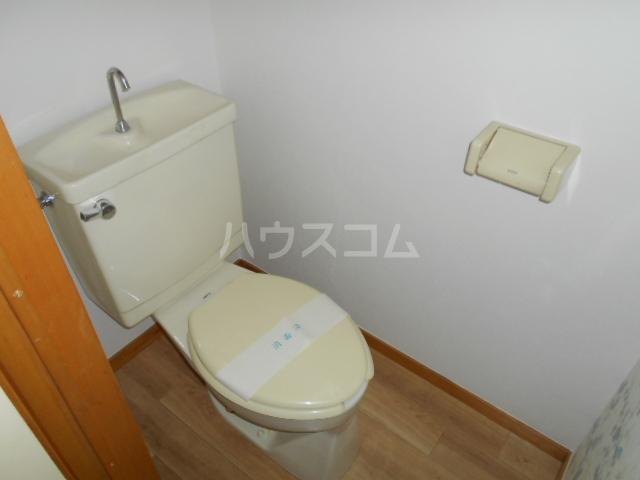 大盛ビル 302号室のトイレ
