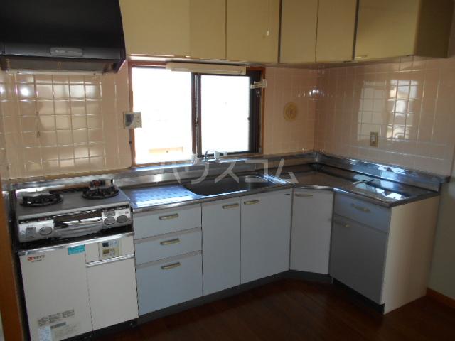 大盛ビル 302号室のキッチン
