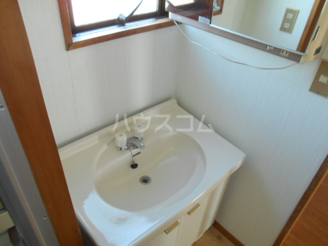 大盛ビル 302号室の洗面所