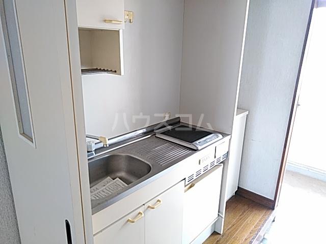 さくらハイツ 203号室のキッチン