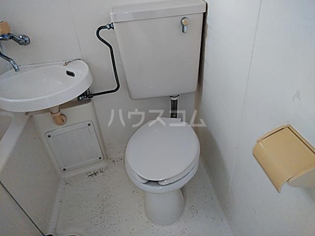 さくらハイツ 203号室のトイレ