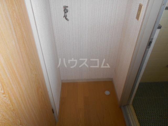 ニューサンシャインホリコシ 302号室の設備